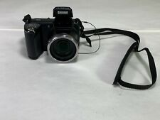 Black Olympus SP-620UZ 16MP 21X Wide Optical Zoom Digital Camera Guaranteed