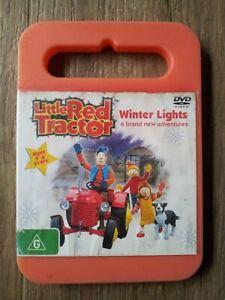 Little Red Tractor - Winter Lights (DVD) X-Rental Region 4