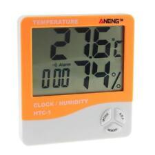 Digital LCD Innenthermometer Feuchtigkeit Messgerät Hygrometer Temperatur Messg