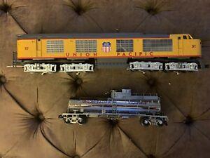 MTH 20-2261-1 Propane Turbine Locomotive Toy Train Set