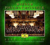 WIENER PHILHARMONIKER - BEST OF WIENER PHILHARMONIKER VOL,7  2 CD NEW! VARIOUS