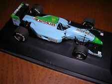 1/43 LEYTON HOUSE CG901 (1990) #16 IVAN CAPELLI - FRENCH G.P. BUILT MODELCAR