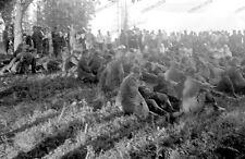 negativ-Krakau-Kraków-Kleinpolen-Polska-Wehrmacht-1939/40-Lager-Männer-Frauen-24