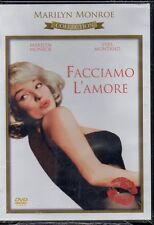 FACCIAMO L'AMORE - MARILYN MONROE - DVD (NUOVO SIGILLATO) EDITORIALE