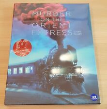 Murder on the Orient Express Steelbook KimchiDVD