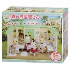 Epoch Sylvanian Families Country Clinic Hospital H-12 Japan new.