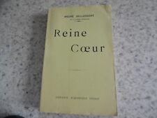 1896.Reine Coeur.André Bellessort