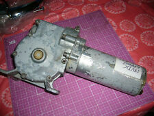Truck & Tailgate Lift Winch Motor, 12 VDC, 120 RPM, 3/5 output shaft, Used