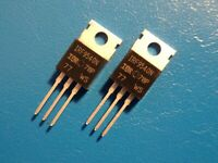 INT RECTIFIER IRF9540N  P CHANNEL  HEXFET FAST SWITCHING POWER MOSFET  QTY = 2