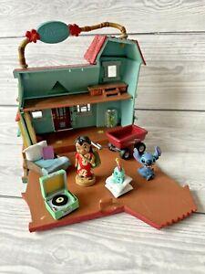 Disney Animators Collection Littles Lilo & Stitch House Micro Playset