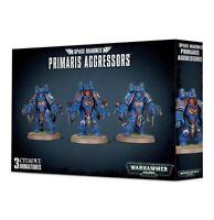 Primaris Aggressors Space Marines Warhammer 40K NIB Flipside