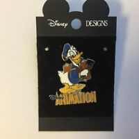 DCA - Disney Animation Donald Duck Disney Pin 4534