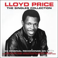 Lloyd Price - The Singles Collection - Best Of / Greatest Hits 3CD NEW/SEALED