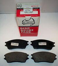 Fits Honda Prelude 2.0L Si, SE Front brake pads - DB1135