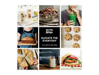 Elevate the Everyday: 75 Simple Recipes Book for Nutri Ninja Nutri Bowl DUO
