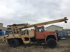 Mobile B56 Drill Drill Rig