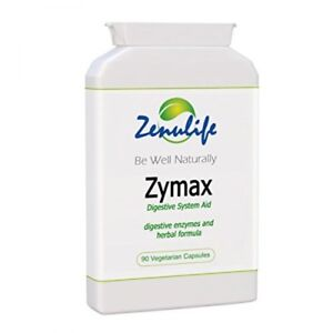 ZYMAX Digestive Colon Enzymes & Detox Digest Food, Absorb Nutrients, Lose Weight