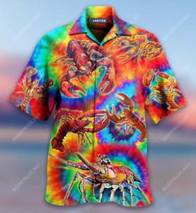 My Lobster Unisex Hawaiian Shirt Summer Shirt Full Size S-5XL