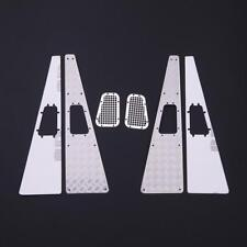 RC Car Intake Grille Sheet Anti-Slip Engine Cover for Traxxas TRX4 Accessories