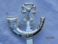 Light infantry, 1968-2007, Maker: londres Badge & Button Ltd