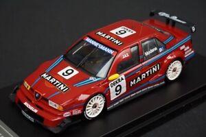 1:43 HPI 8096 Alfa Romeo 155V6 TI ITC 1996 #9 Martini model car
