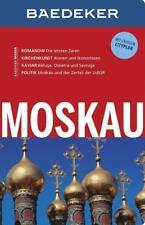 Baedeker Reiseführer Moskau von Birgit Borowski und Veronika Wengert (2014, Taschenbuch)