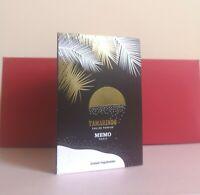 MEMO PARIS Tamarindo Eau De Parfum EDP 2ml spray sample niche perfume🌺BRAND NEW