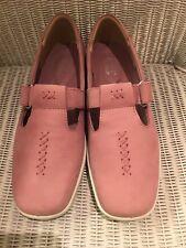 Ladies Hotter Sunset Velcro Fastening Shoes Size UK 7.5 STD Fitting