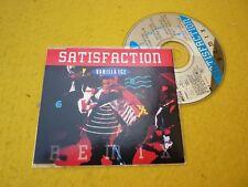 Vanilla Ice – Satisfaction (Remix) (M-/EX+) 1991 Cd single ç
