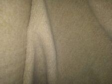 tissu fausse fourrure mouton beige vente au demi metre