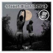 Little Hurricane-Stesso sole stesso Moon-NUOVO BIANCO VINILE LP-pre ORDINE - 21/4