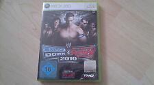 WWE SmackDown vs. Raw 2010 Microsoft Xbox 360