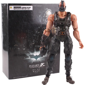 "Bane Batman the Dark Knight Rises Play Arts Kai 10"" Action Figure 11"