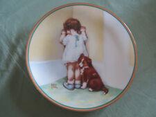 Plates=Bessie Pease Cutmann=In Disgrace=A Child'S Best Friend