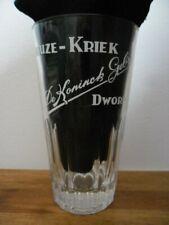 Gueuze-Kriek De Koninck Gebroeders Dworp Closed 1977