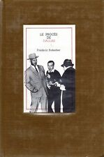 FREDERIC POTTECHER / LE PROCES DE DALLAS / NOUVEAU LIVRE D'HISTOIRE
