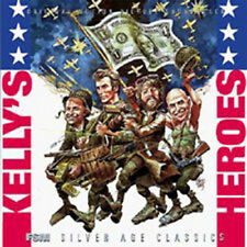 Kelly's Heroes (1970) SOUNDTRACK  Limited Edition  3000