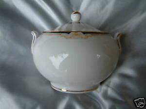 A Wedgwood Cavendish Lidded Sugar Box-Pristine-Unused.