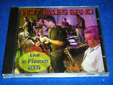 CD HOT BLUES BAND alsace 7 titres LIVE in PFASTATT 2004