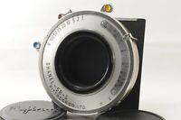 EXC+5 Shanel 5B S rittreck Shutter + Toyo Field 45A 4x5 lens board 110 x 110mm