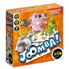 Joomba Card Mini Game Iello Games IEL 51053 Micro Family Party Animals