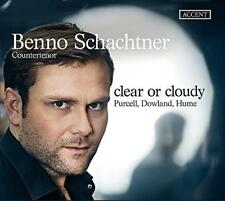 Benno Schachtner - Clear Or Cloudy (NEW CD)