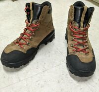 5.11 Tactical Cable Hiker Boots Men Size 11.5 Brown Dark Coyote 12369