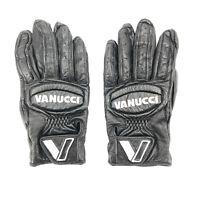 Vanucci Motorradhandschuhe Gr. S Leder für Sport Touring Sommer