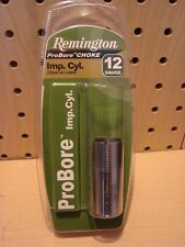 Remington 12 Ga Imp Cylinder ProBore Choke Tube 19162 NEW