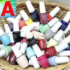 OPI Gelcolor Esmalte Nuevo Gel Nail Polish Empapa-apagado 15ml/0.5fl.oz parte #A/elegir * Cualquier Color