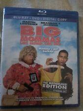 Martin Lawrence Big Mommas Like Father, Like Son Collection Blu-ray DVD Digital