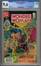 WONDER WOMAN #313 - CGC 9.6 - 2084843024