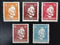 Germany Nazi 1945 Stamp NEW ANTI-NAZI Hitler Skull WWII Third Reich German oss