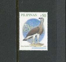 Philippines 3213a,  MNH, 2009A, Philippine Birds-Grey-headed Fish Eagle